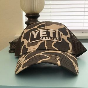 Yeti SnapBack hat